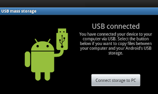 USB Mass Storage - GingerBread - Android 2.3.6