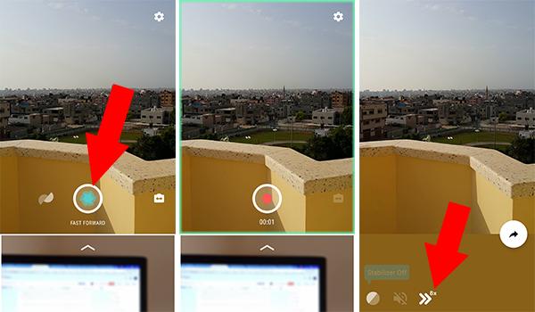 تطبيق Motion Stills لانتاج صور متحركة GIF للفيديوهات التى تصورها | بحرية درويد