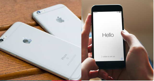 how to set up new iphone 4