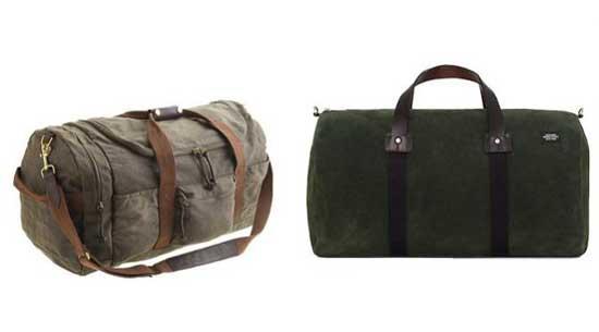 Model tas kerja duffel Bag