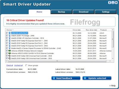 Smart Driver Updater Full