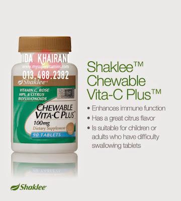 vitamin c untuk anak