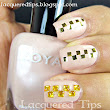 LACQUERED TIPS: Bling It On