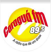 Rádio Caraguá FM 89,5 de Caraguatatuba SP