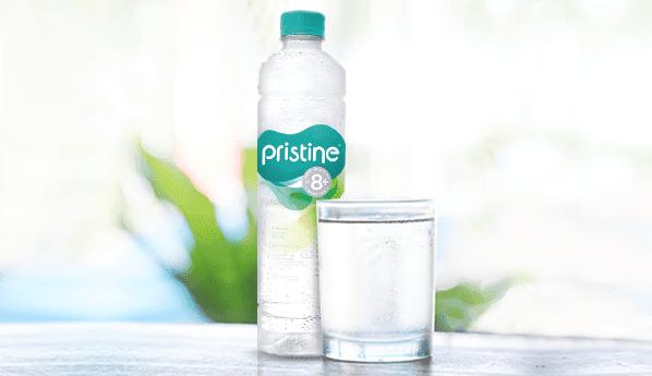 Pristine, Air Alkali yang bermanfaat untuk kesehatan