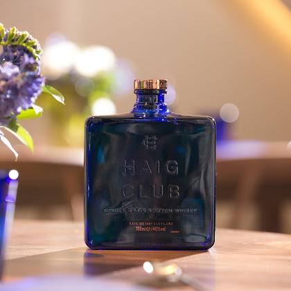 Haig Club - A Tradição para o consumidor Contemporâneo