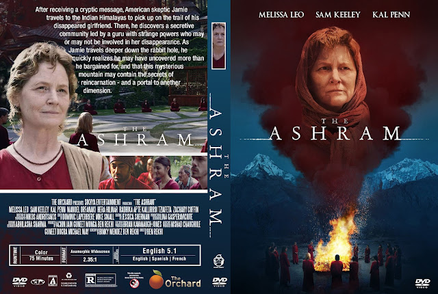 The Ashram DVD Cover