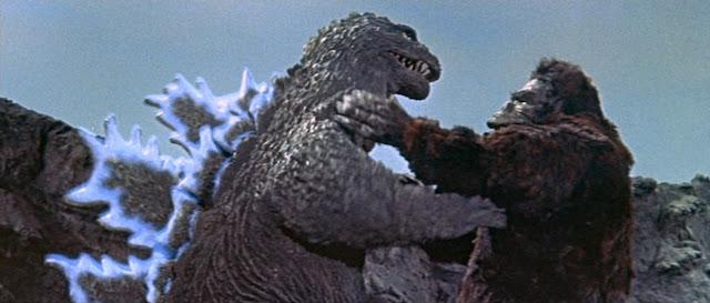 Monstros Gigantes Cinema Filme Godzilla