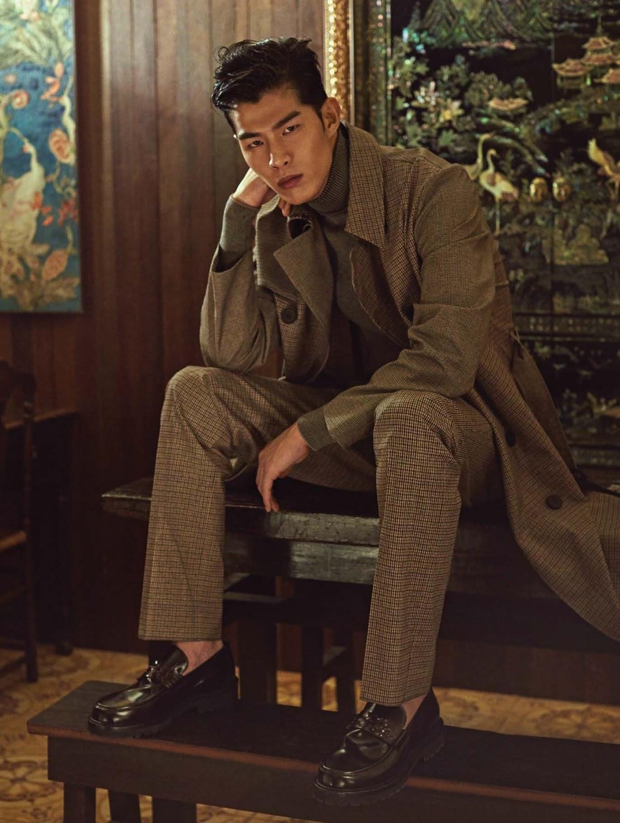 Tae Eun Bang Para Men S Folio Singapur Por Choi Yong Bin