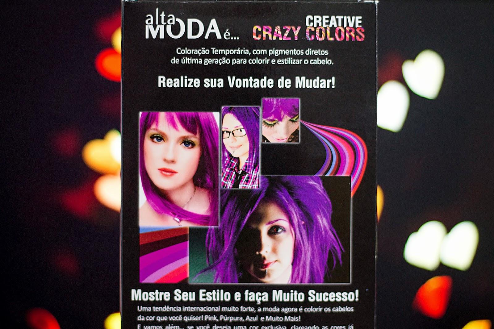 Creative Crazy Color - Alfaparf - Dark Violet