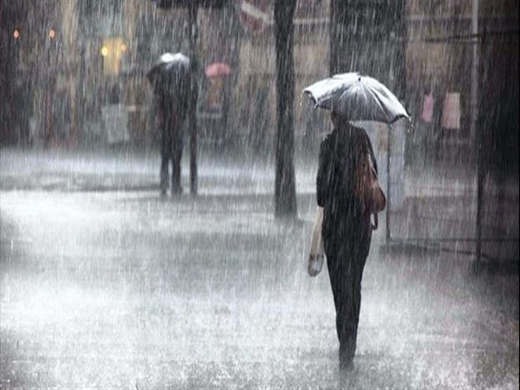 التنبؤ بالفيضان ينشر خرائط سقوط الأمطار اليوم وغدا