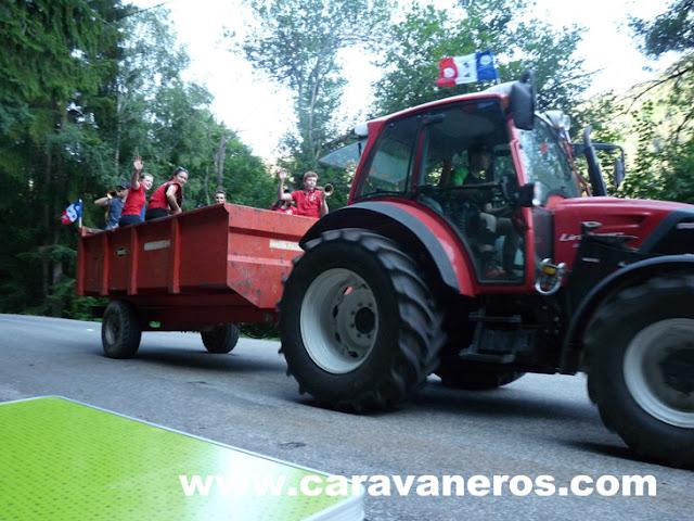Tour de Francia en Autocaravana | www.caravaneros.com