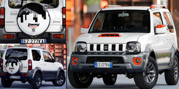 Suzuki Jimny Street Special And Limited Edition