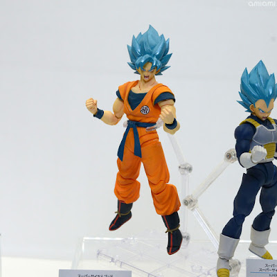 S.H.Figuarts Super Saiyan God Son Goku de Dragon Ball Super: Broly