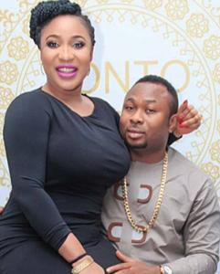 Tonto Dikeh and ex-husband