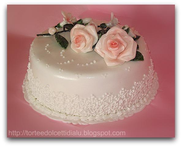 Favorito Torte e dolcetti di Alu: Per la mia Mamma.. BS12