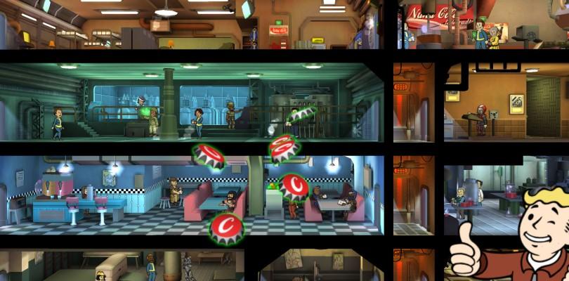 descargar el juego Fallout Shelter + actualización