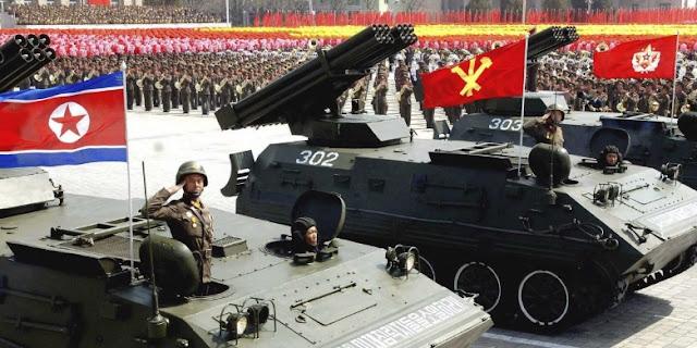 Persenjataan Militer Korea Utara