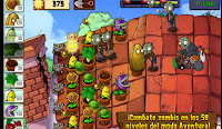 juego plants vs zombies android