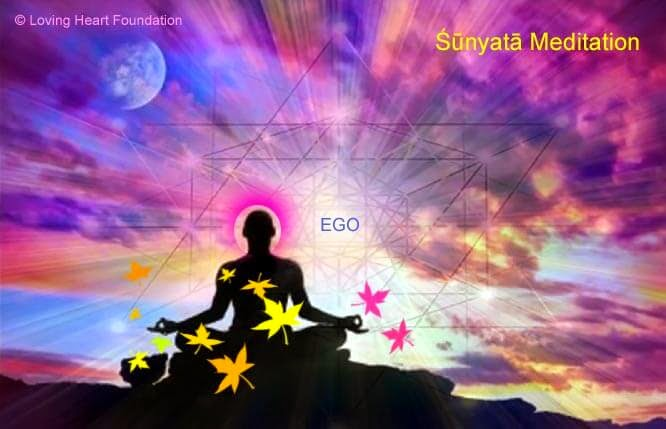 conquer ego with meditation