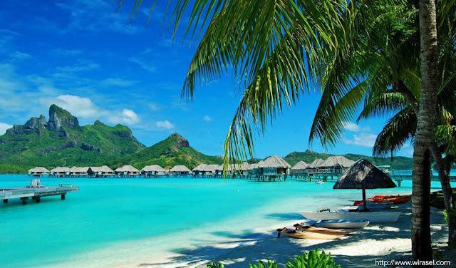 tempat wisata kepulauan seribu
