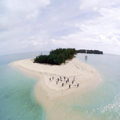 Wisata Pulau Birah – Birahan kotabaru kalimantan selatan