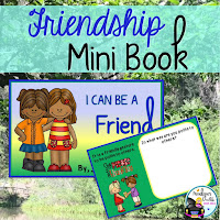 Friendship Mini Book