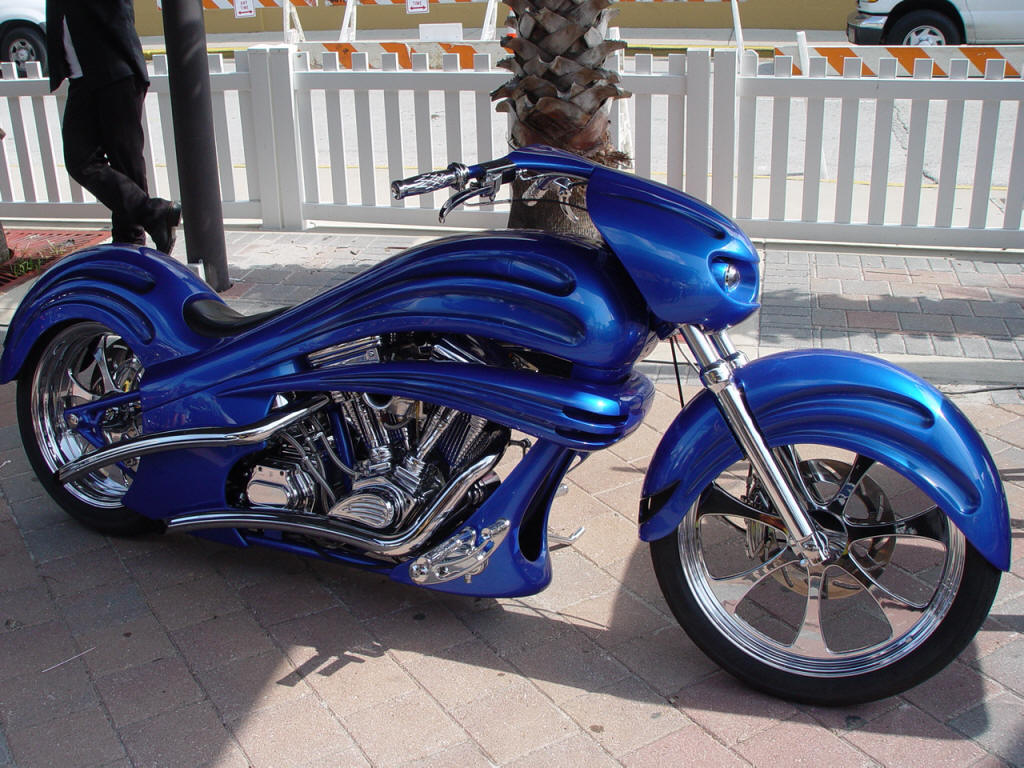 Modified Bikes Motorcycles