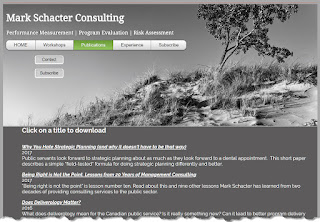 Mark Schacter's web page