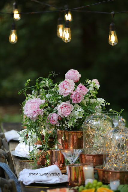 French Country Friday- Adding ambiance