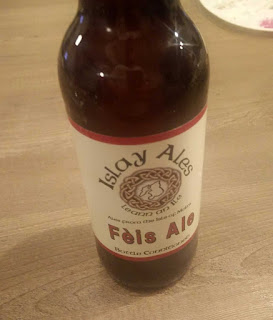 First of my festive beers