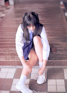 Kirimura Moe 桐村萌絵 Photos