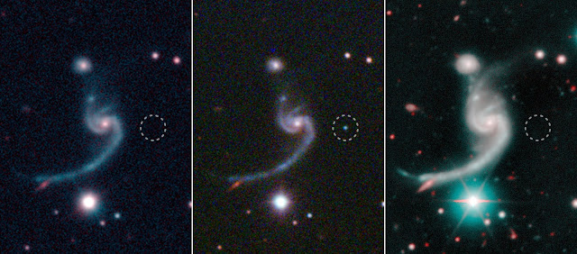 Massive star's unusual death heralds the birth of compact neutron star binary