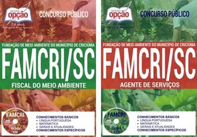 Concurso FAMCRI SC 2017