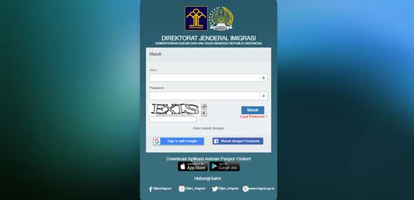 cara mengurus perpanjangan paspor online dengan aplikasi
