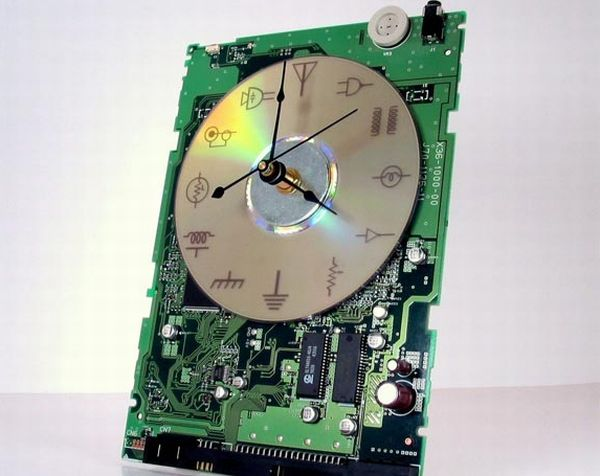 How To Recycle Creative Wall Clock Arts