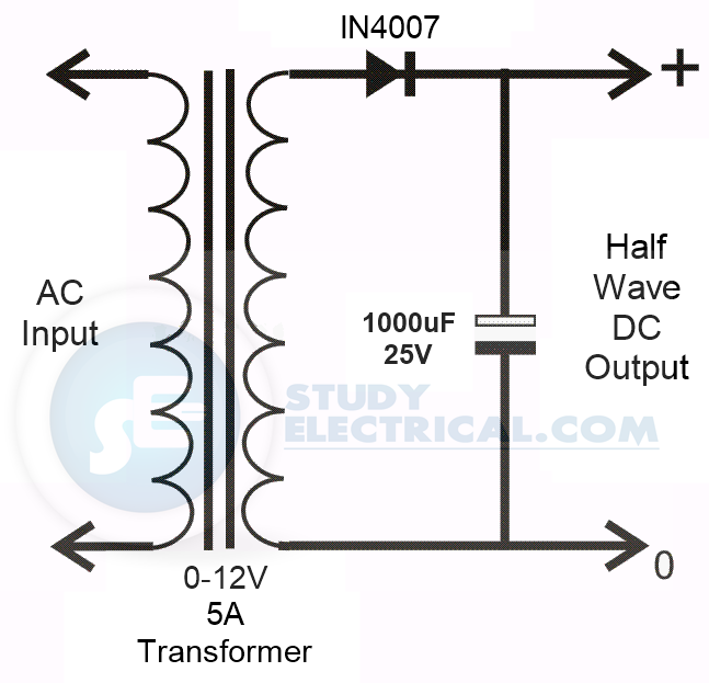 Design a Power Supply Circuit - Simple to Complex on