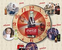 Logo ''Vinci un orologio con Coca-Cola e Carrefour'' : in palio 100 orologi Vintage
