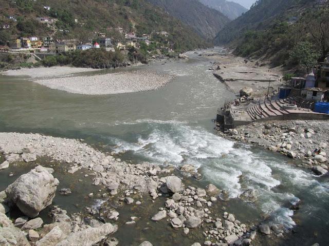 जोशीमठ यात्रा- कर्णप्रयाग और नंदप्रयाग