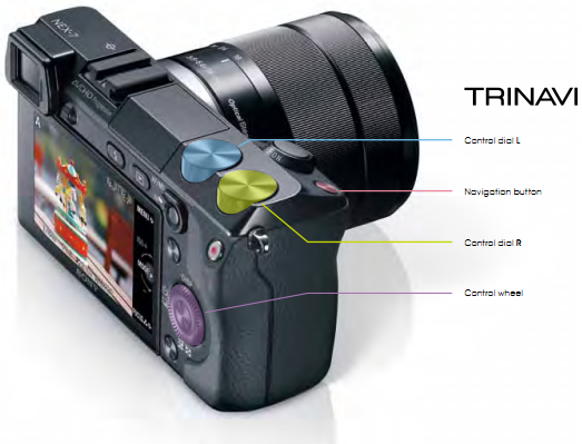 how to get 3x3 grid on viewfinder nikon camera