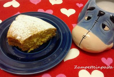 Ciambella alla panna - Dolce per la colazione