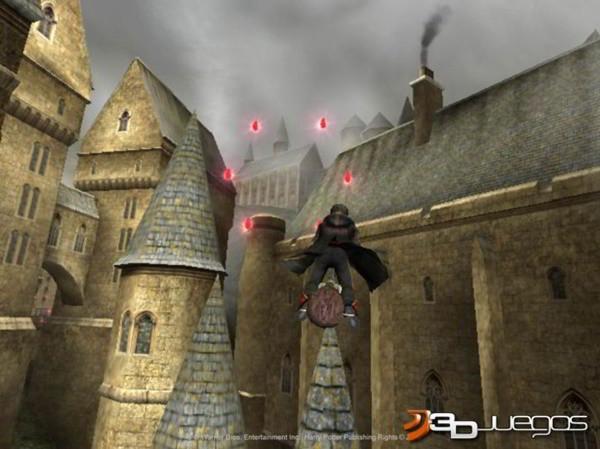 Harry Potter y el Cáliz de Fuego (2005) PC Full Español