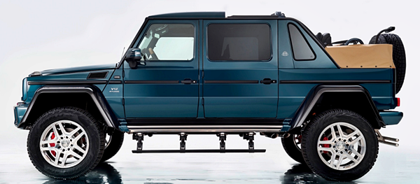 2018 Mercedes-Maybach G650 Landaulet SUV price