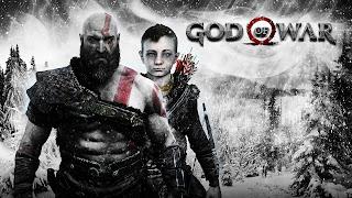 God of War IV Cover 1920x1080