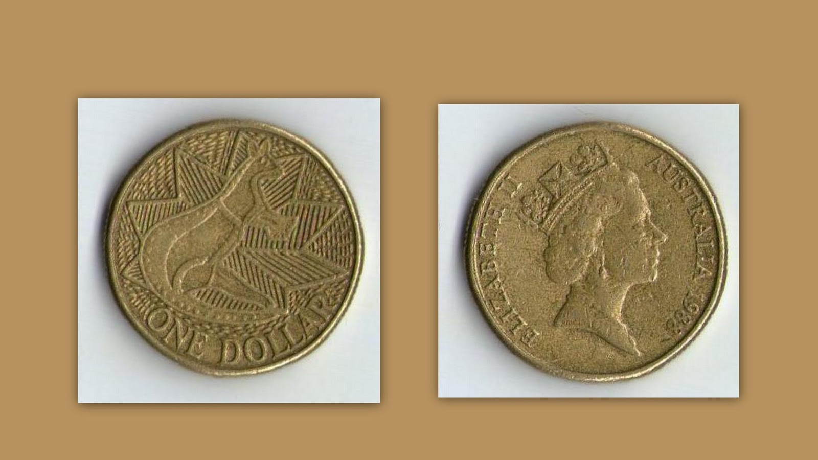 Australia 1988 Elizabeth Ii 1 Dollar Commemorative Coin 200 Years Of Australian Bicentary