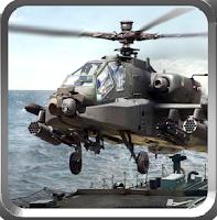 طائرات الهليكوبتر الأرض 3D  Extreme Helicopter Landing