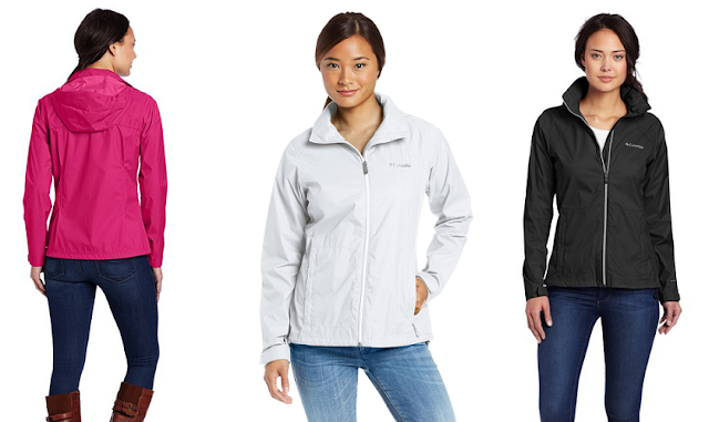 Columbia Switchback II Water Repellent Jacket for as low as $24 (reg $60)!