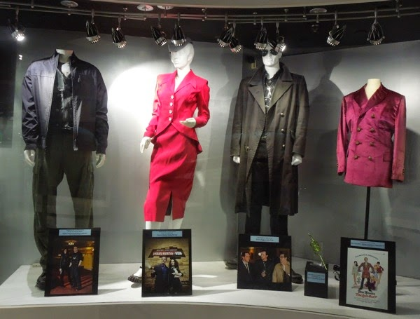 Universal Studios Hollywood costume exhibit