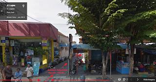 Denah Mukena Bali Azzahra