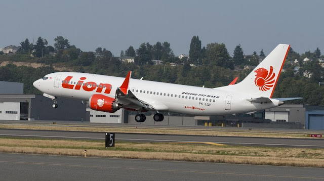 Lion Air JT 610